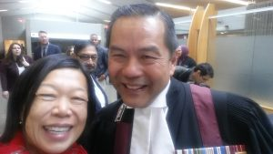 Justice Albert Wong